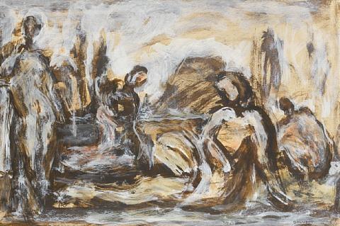 maurice-golubov-bathers